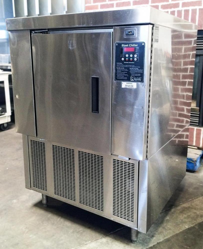 Randell Bc 5 36 Upright 5 Pan Blast Chiller Refrigerator