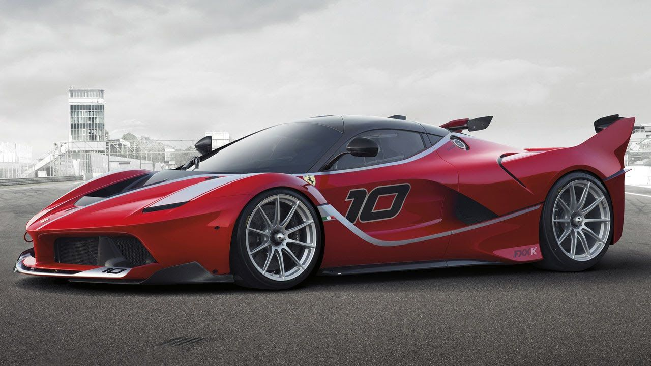 2015 #ferrari laferrari fxx k unveiled   sports cars videos