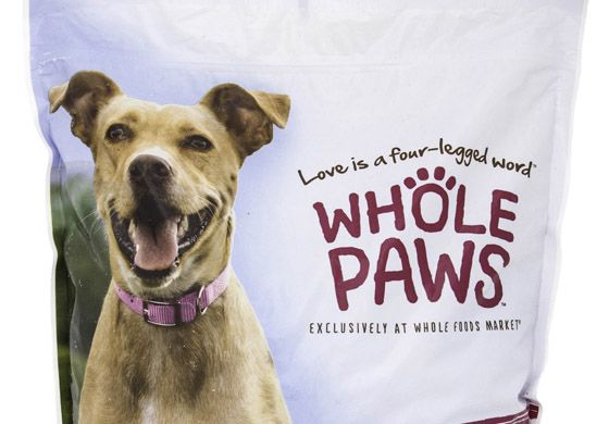 Whole Paws Grain Free Dog Food New Product Line For Pets In