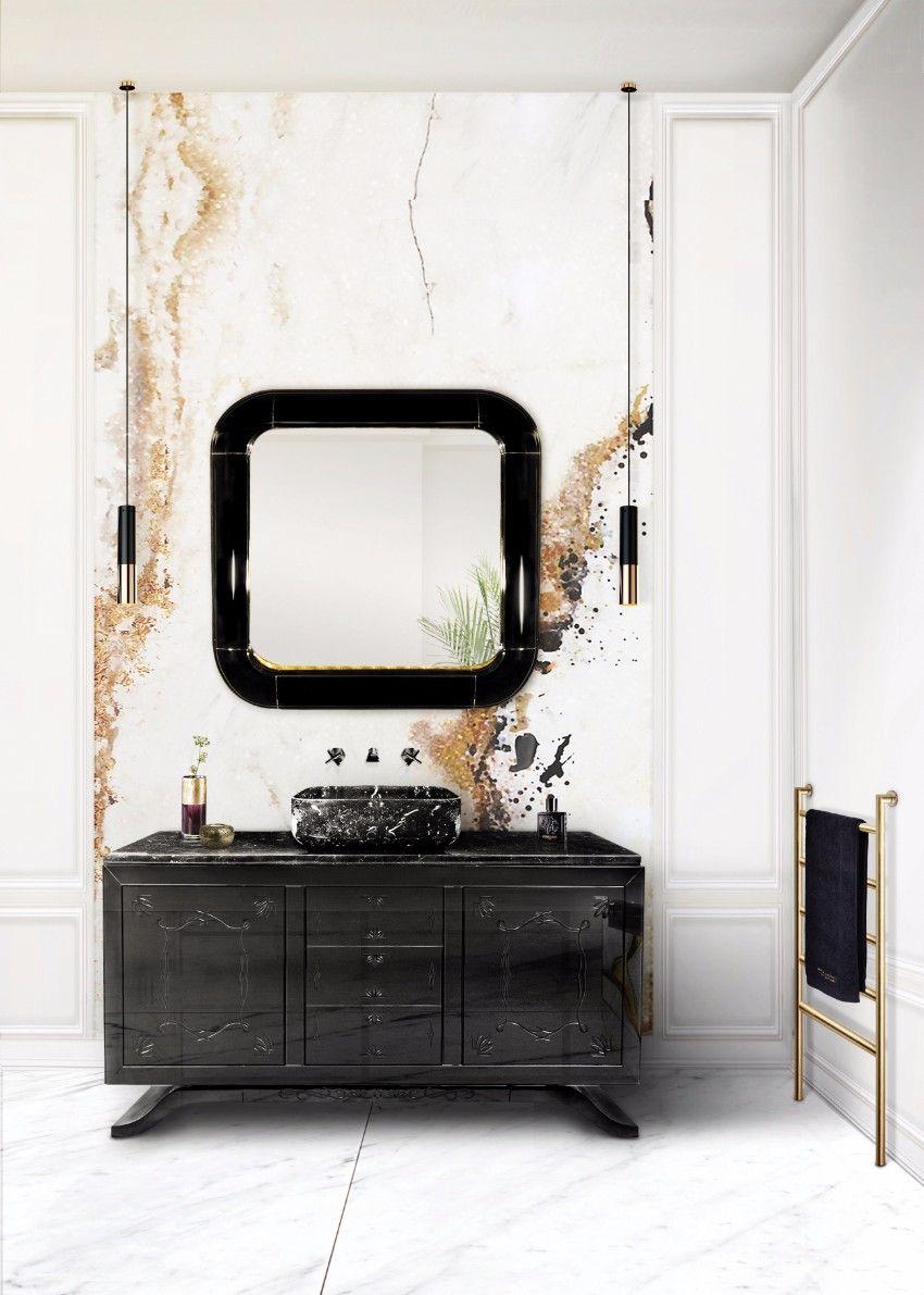 50 Schönsten Spiegel für zeitlos Haus-dekor   Interiors and Detail