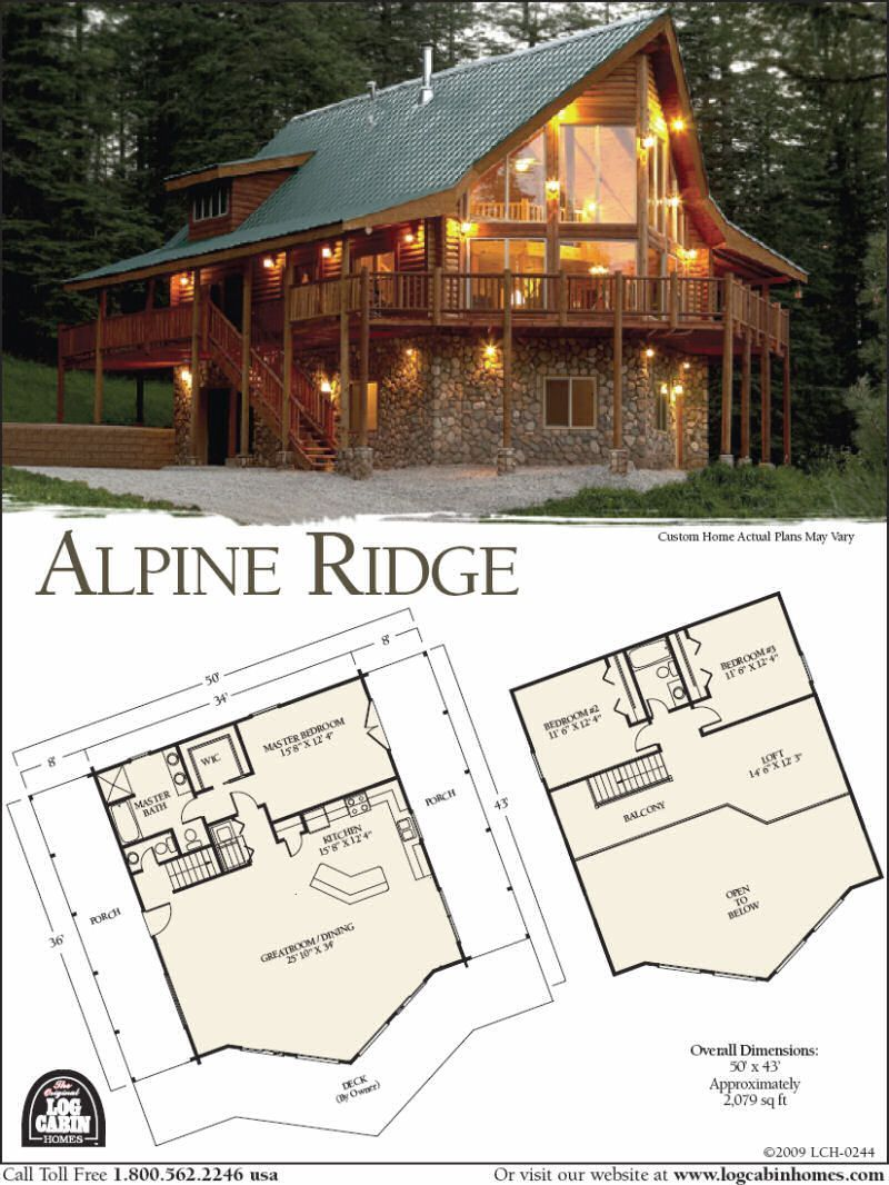 Log Home Plans From Top Log Home Companies Loghomeplans Log Home Plans Log Homes House Plans