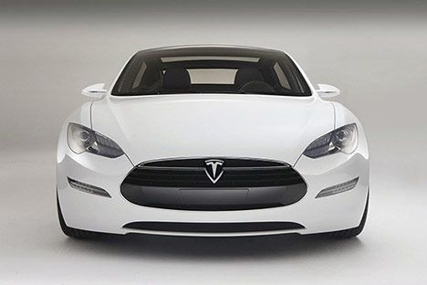 tesla motors has taken 520 reservations for the model s electric sedan in a week tesla electric car cars and dream cars