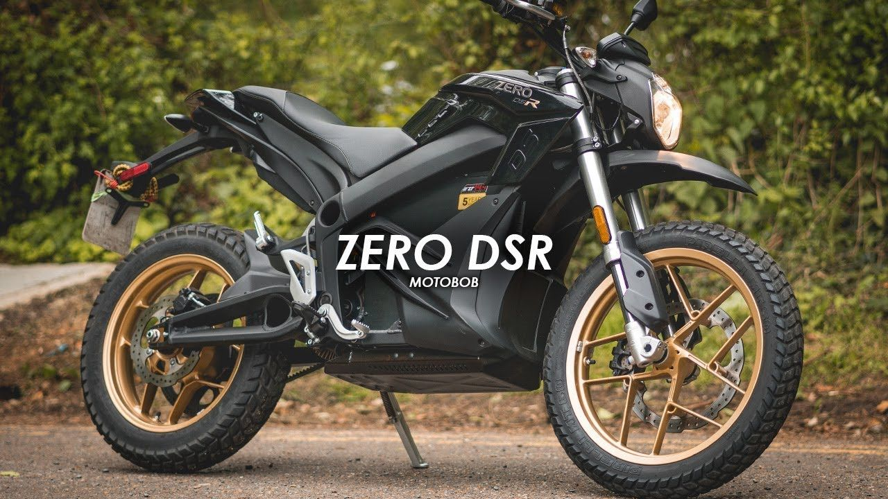 Motobob 2019 Zero Dsr Electric Motorcycle First Ride Review Via