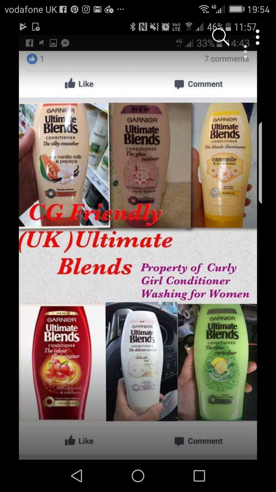 Uk Cg Friendly Curly Girl Method Curly Girl Curly Hair Styles