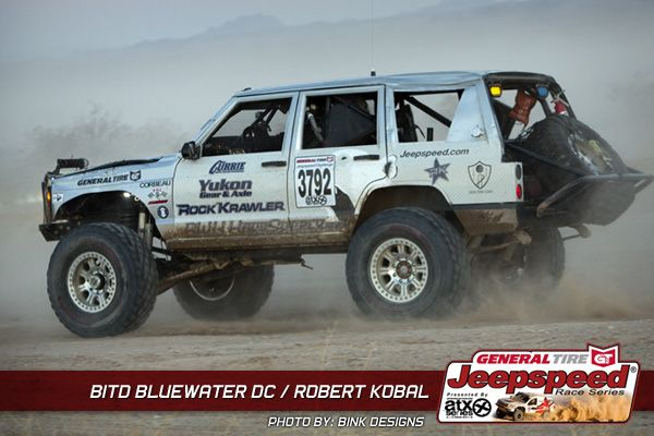 Jeepspeed 1700 Class Bluewater team