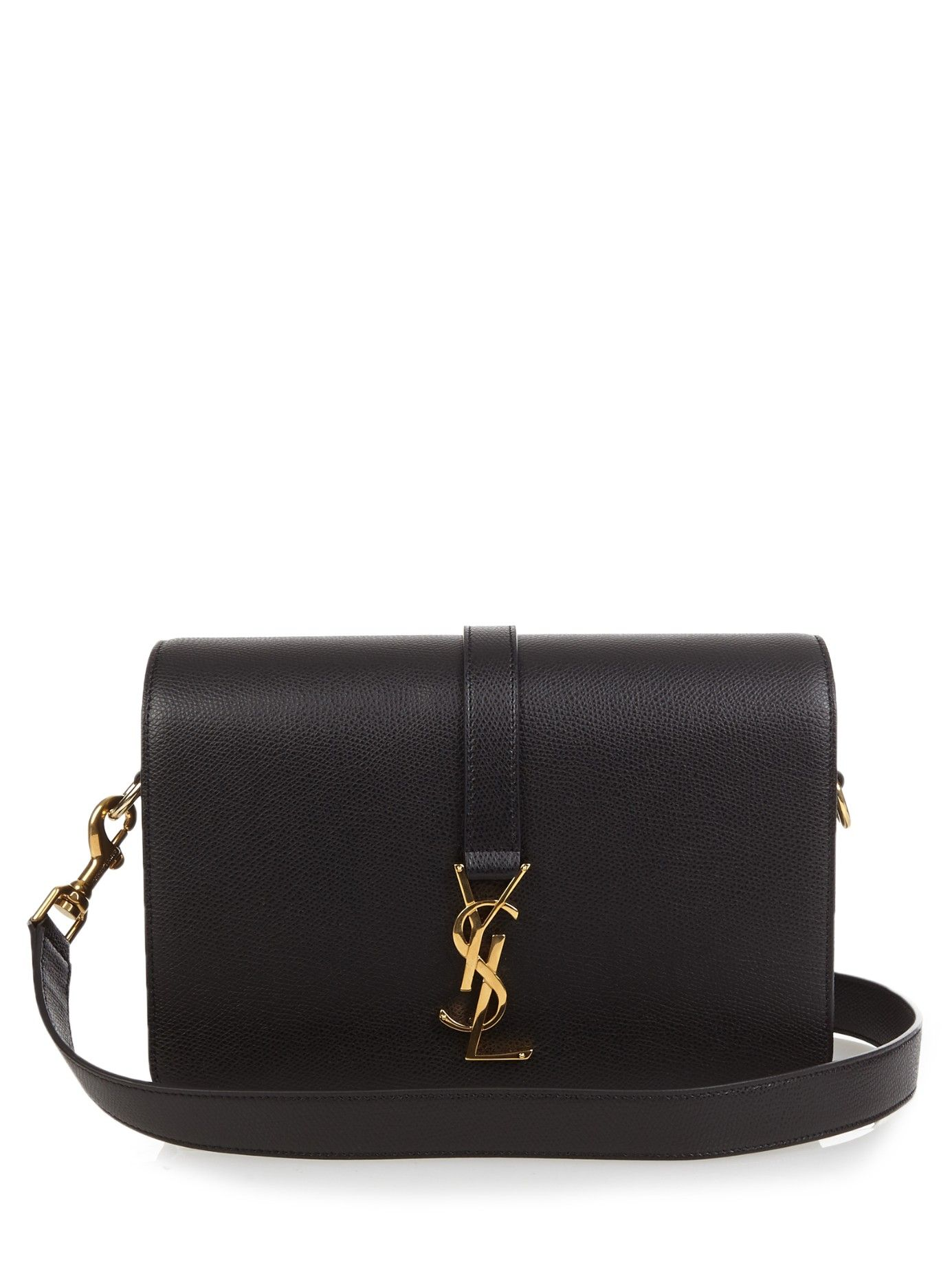 6240936af57 Université monogram leather cross-body bag | Saint Laurent |  MATCHESFASHION.COM UK