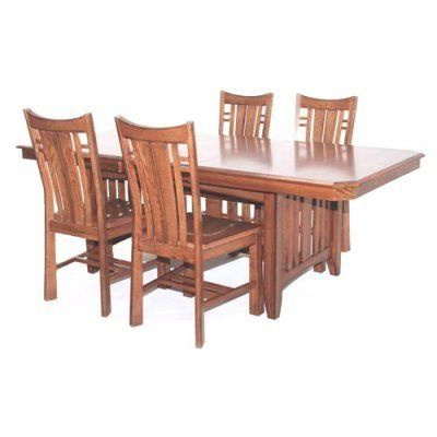 GS Furniture Pasadena 7 Piece Dining Set With Flaired Wood Chairs By GS  Furniture. $2129.99. Brighten Up Your Home Decor With The Warm Vintage  Style Found ...