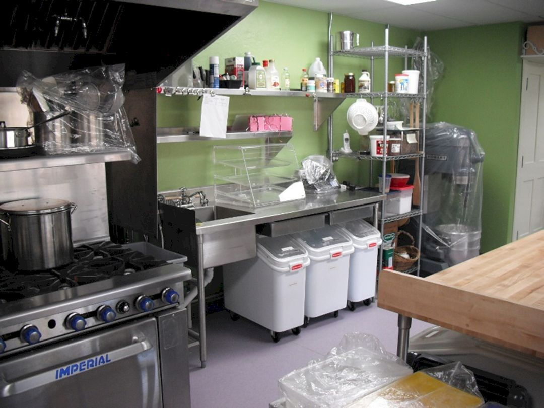 Best 25 Gorgeous Home Bakery Kitchen Design You Have To Know 400 x 300