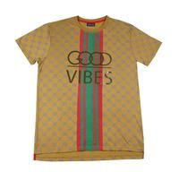 b56ce21ba Men's Good Vibes Gucci Parody Print T-Shirt | Product ...