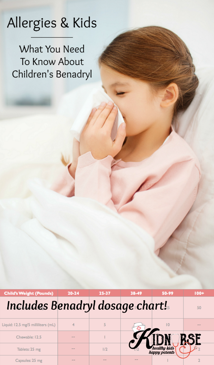 Allergies are no fun! Is Benadryl the right medicine for