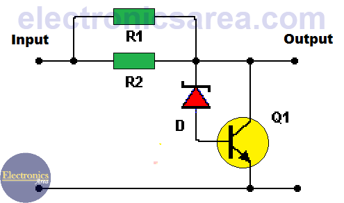 This 12v To 9v Dc Converter Is Very Useful For Powering 9v Dc Devices In A Car That Uses 12v Dc Battery The Maximum Current Circuit Diagram Converter Circuit