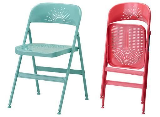 sillas plegables ikea frode chairs pinterest sillas