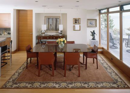dining room rug size - http://www.landryandarcari/galleries