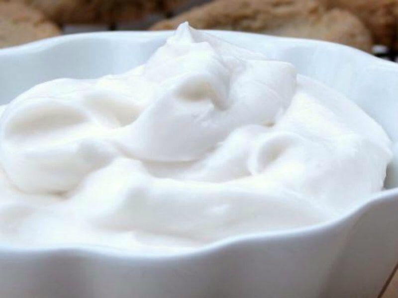Ashta recipe sweet cream in 2020 lebanese desserts