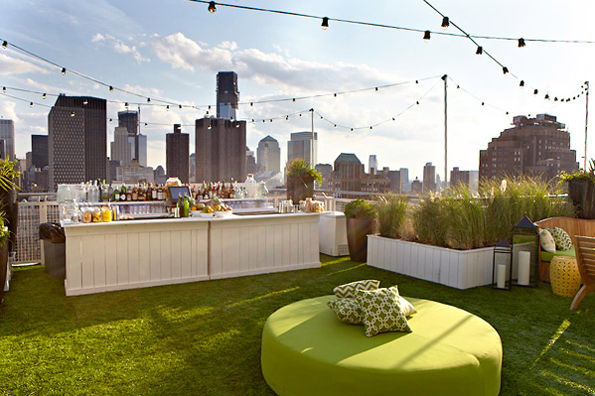 Inspiration For Your Rooftop Terrace Good Idea To Have The