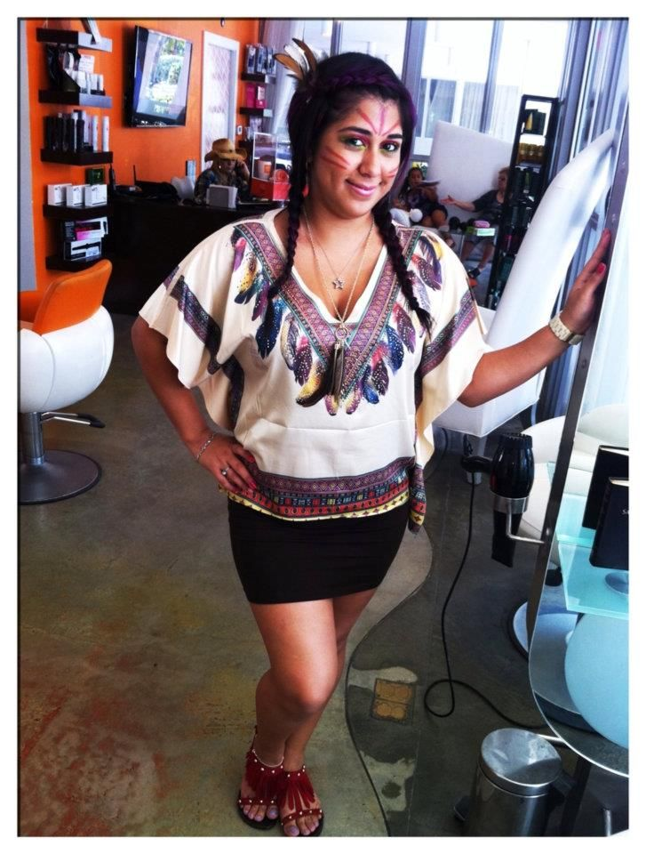 Ally Pastora Hairstyle Hair Hair Style Fashion Beauty Miami