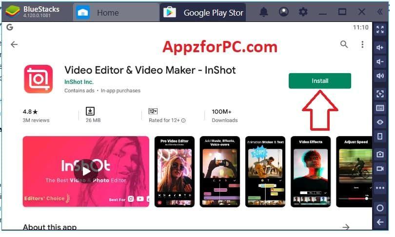 Inshot For Pc Download On Windows 7 8 10 Mac In 2020 Mac Download Download Mac