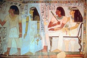 ancinet egyptian clothes - Google Search