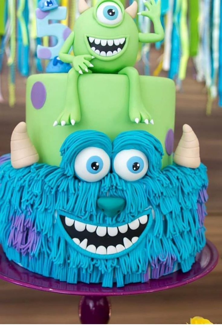 Monster University Party Bash - PARTYLOVIN