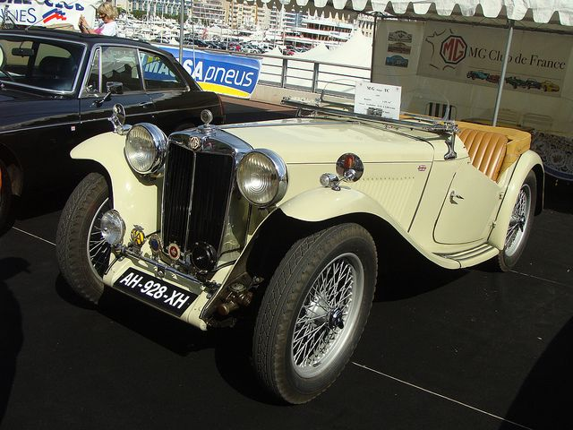 MG TC Roadster 1947 | Flickr - Photo Sharing!