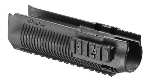 Mako Remington 870 Handguards with 3 Rails by The Mako Group. $45.89. Drop-in tactical forearm rail system upgrade for the Remington 870 shotgun. Provides a strong platform on which to mount required accessories. Lower rail and two removable side rails. MIL-SPEC reinforced polymer composite.. Save 29% Off!