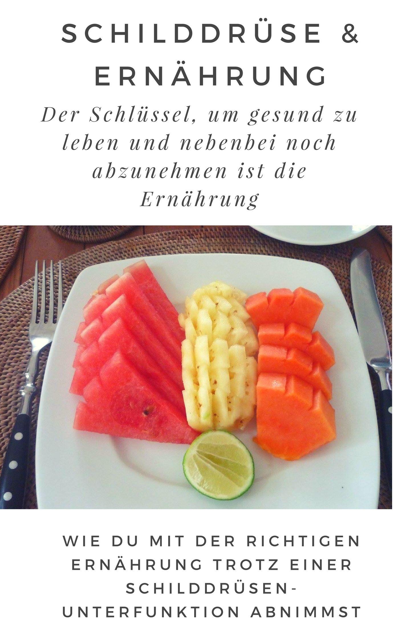 """Photo of Schilddrüsenunterfunktion und Ernährung – """"Hilf deiner Schilddrüse mit der richtigen Ernährung."""" –"""