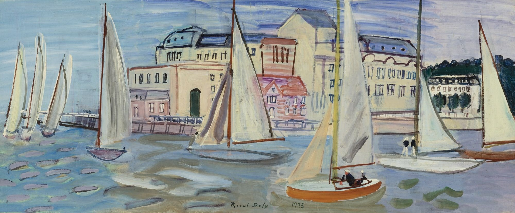 RAOUL DUFY   Raoul Duf...