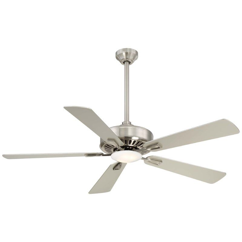 Contractor Bowl 5 Blade Ceiling Fan With Remote With Images