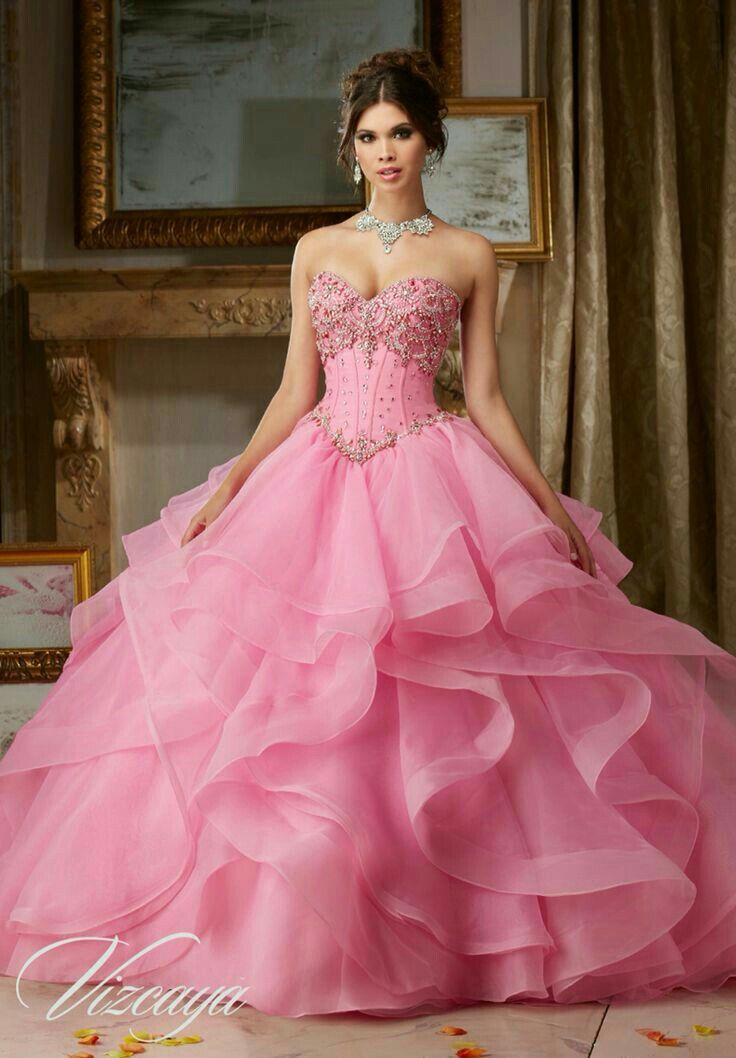 Quincera dresses   Weddings   Pinterest   Gowns, Ball gowns and Princess