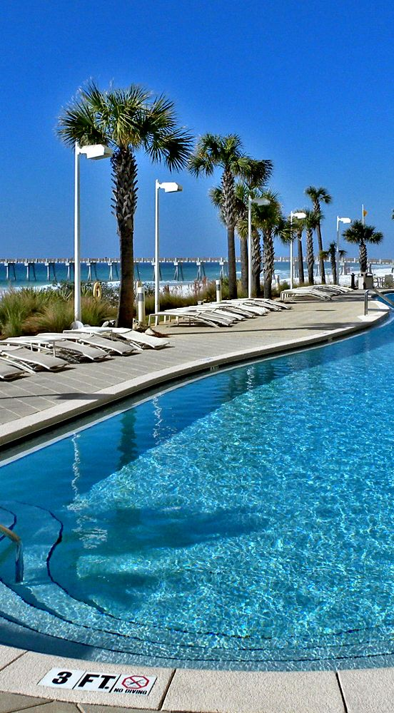 Calypso Panama City Beach Front Beach Road. Calypso Resort