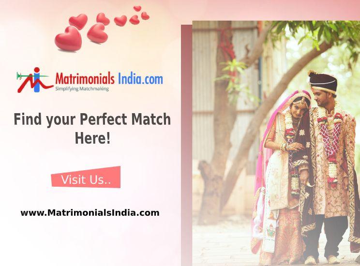 MatrimonialsIndia.com – A Smart Choice for Finding perfect ...