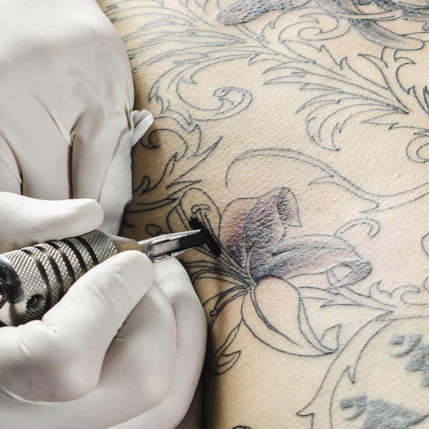 Are Tattoos Toxic? Tattoos, Tattoo removal, Laser tattoo