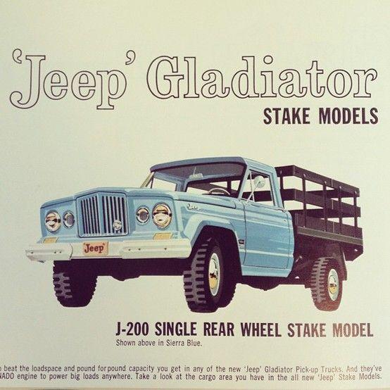 """1973 Jeep Truck Ad-8.5 x 10.5 /""""Jeep Pick Up-Cargo Cap-Original Print Ad"""