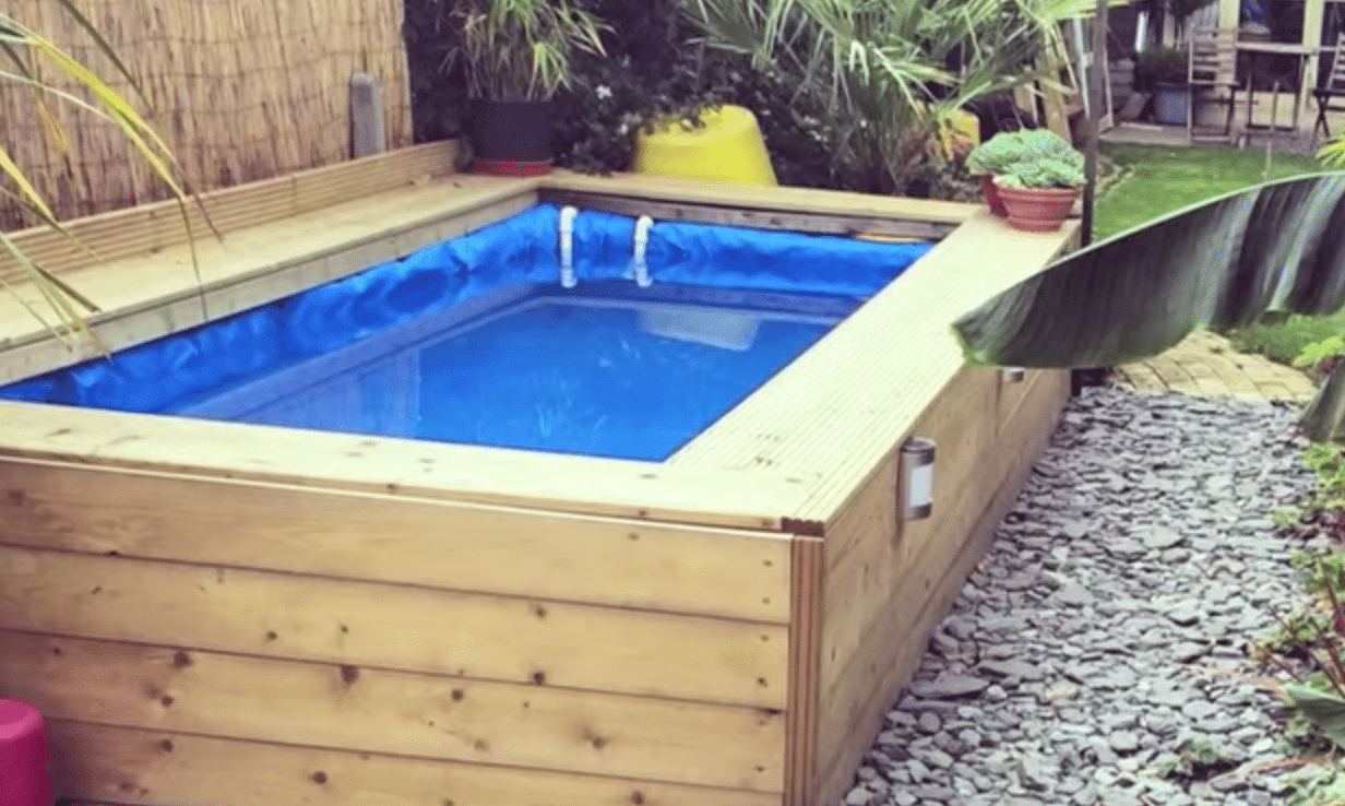 Pool Im Garten Forum How To Make A Hay Bale Swimming Pool Yes This Is A Real Thing