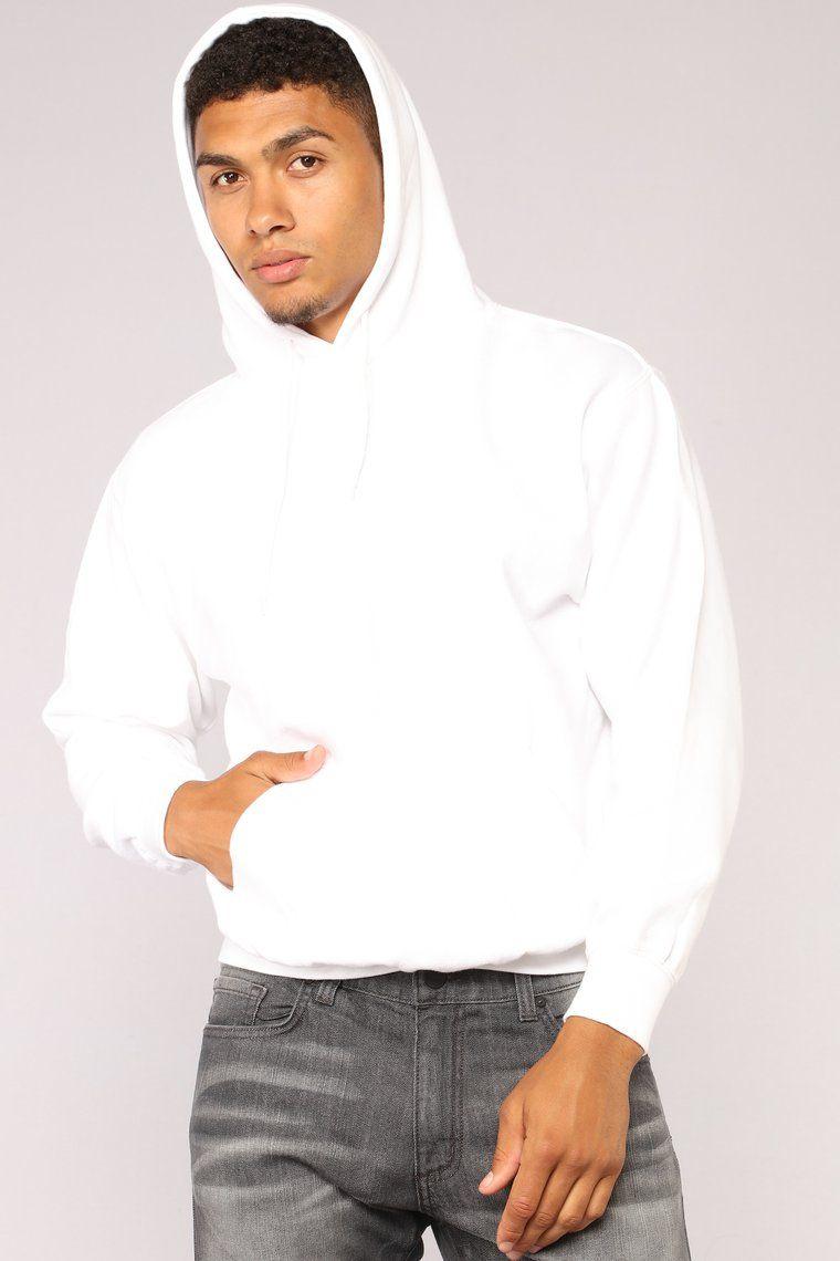 684363a8a Territory Hoodie - White in 2019 | Clothing | White hoodie, Hoodies ...