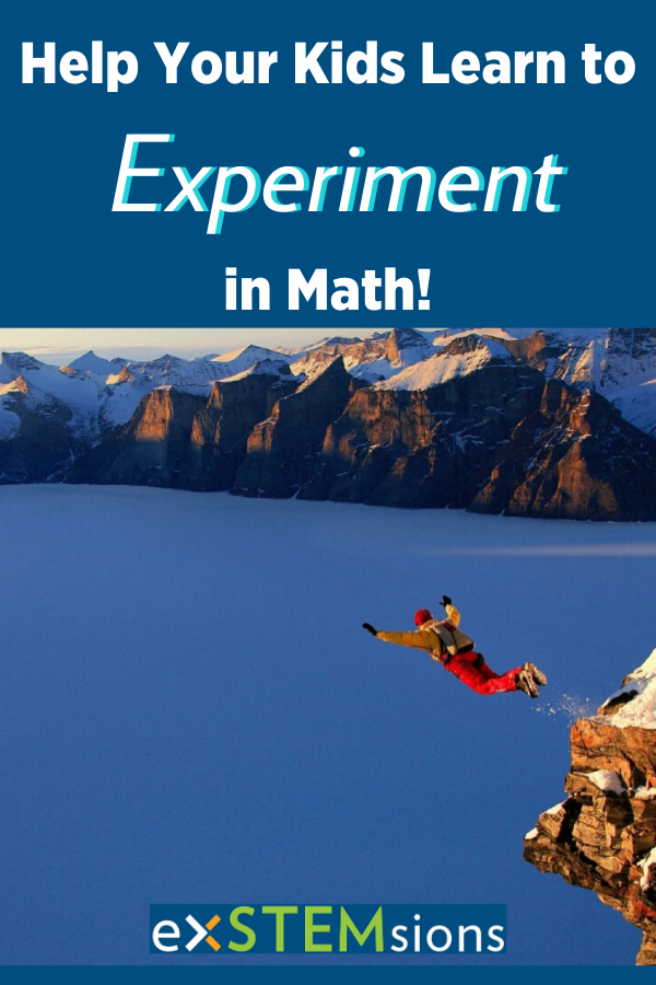 Learning to Experiment is a Vital Part of Problem Solving