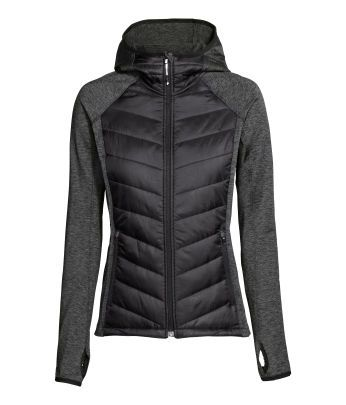 Ladies | Sportswear | H&M US | Jackets, Lightweight jacket