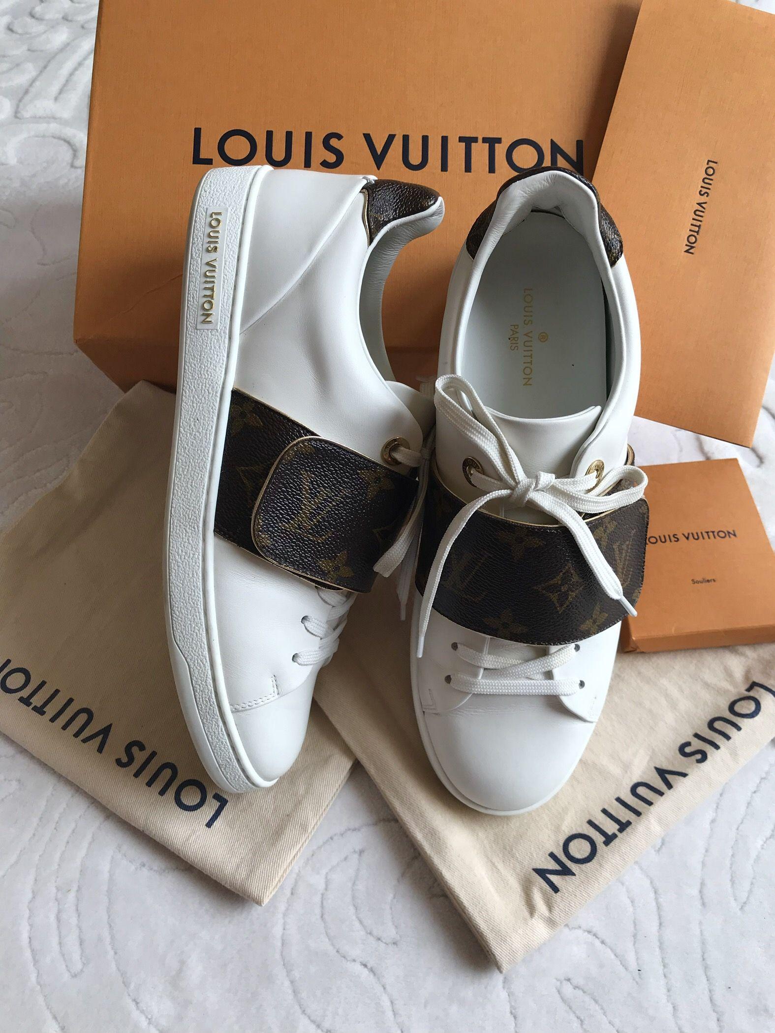 bdda42beee43 Louis Vuitton frontrow sneaker   Anzeige