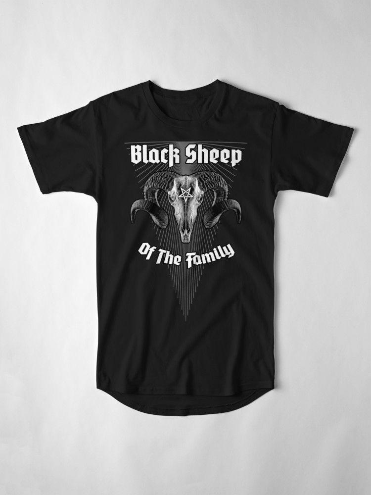 54c14386fd Black Sheep Of The Family | Long T-Shirt – 2019 | T-shirt Goodness ...
