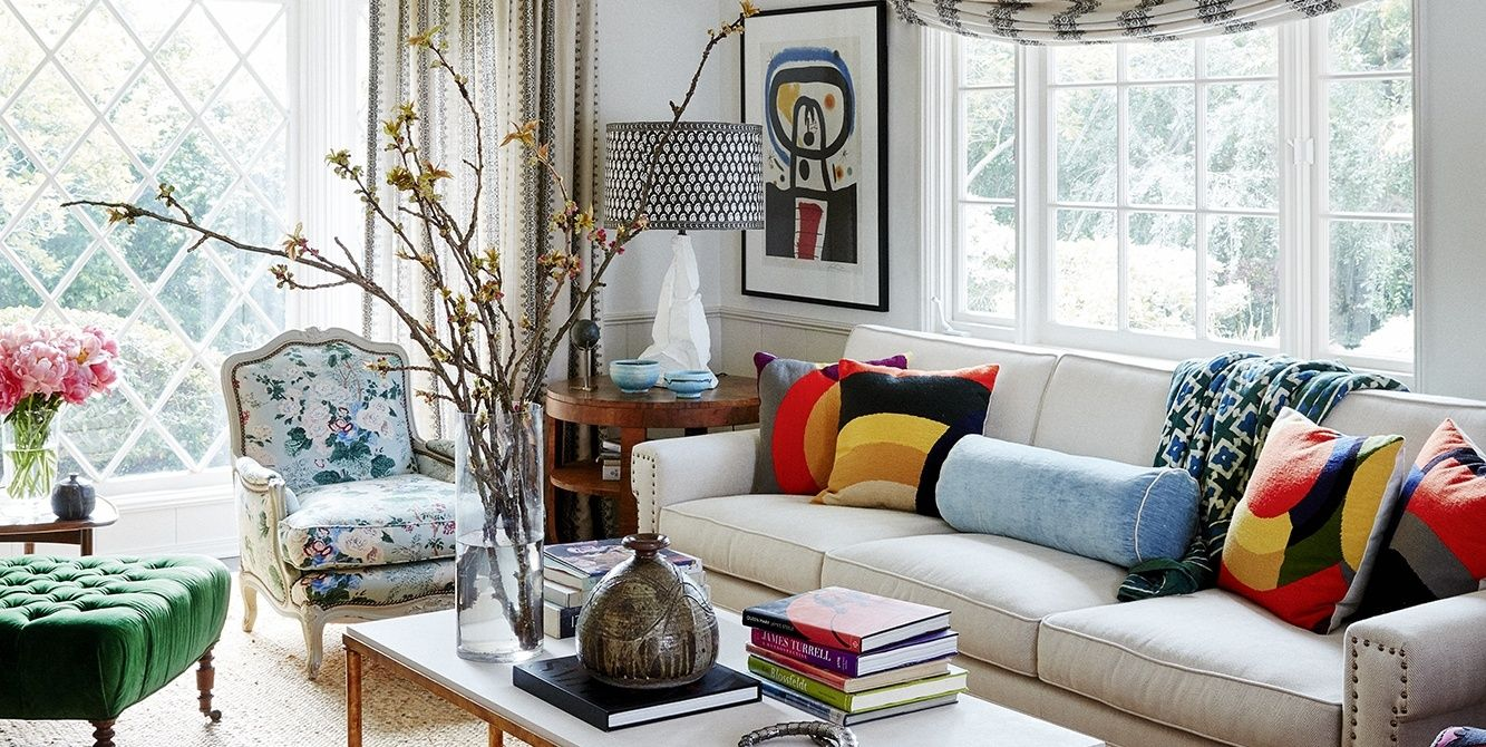 Tour Minnie Driver's Eclectic Hollywood Home - ELLEDecor.com