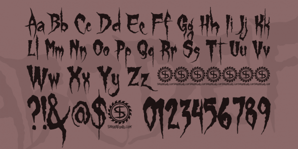 70 Creepy Halloween Fonts Every Designer Must Have