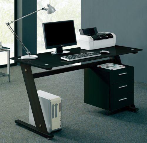 Big Pc Desk Desk Hutch With Doors