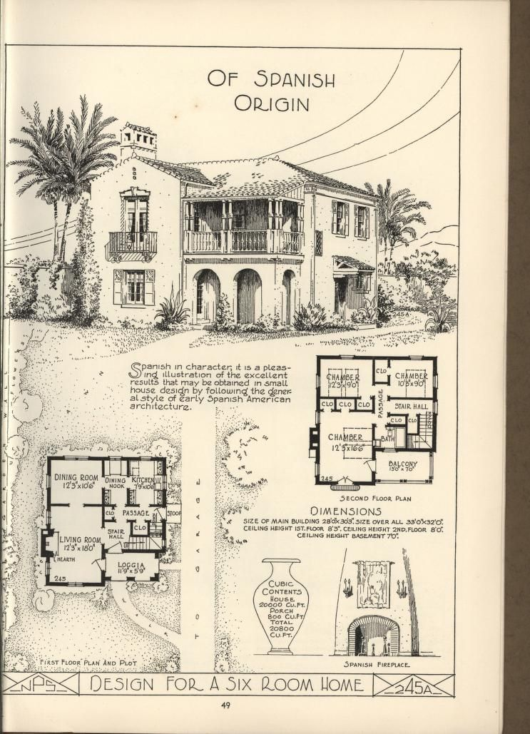 Lake Shore Lumber Coal House Plans Lake Shore Lumber Coal Co Free Download Borrow And Streaming Internet Archive Vintage House Plans Spanish Style Homes How To Plan