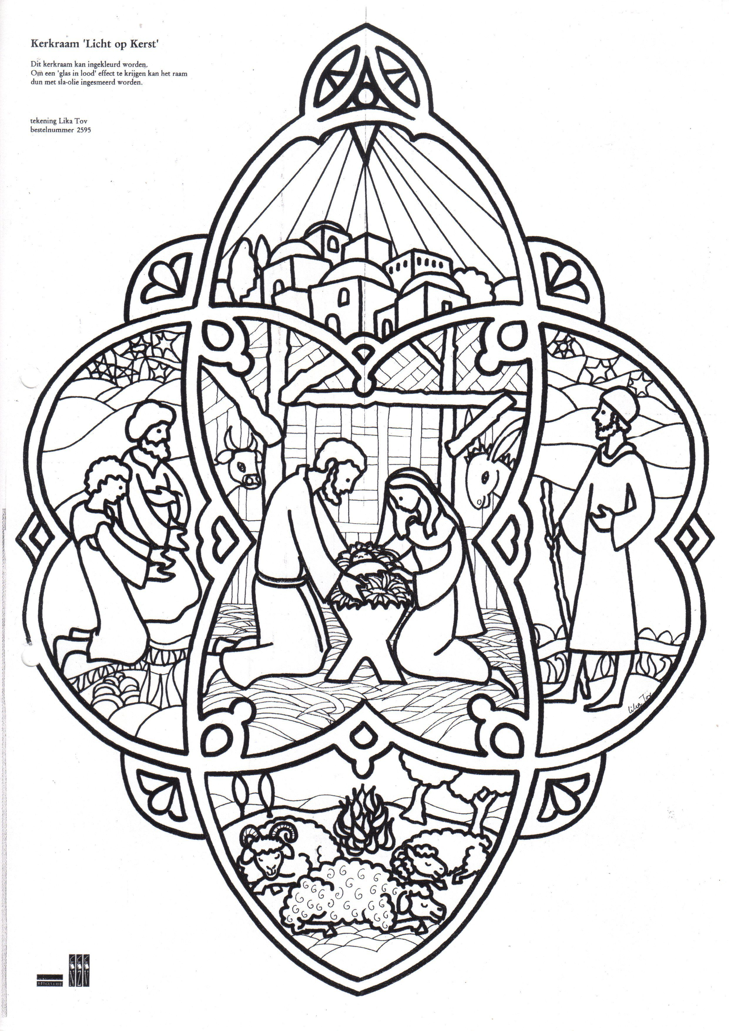 Christmas Coloring Page Nativity Nativity Jewelry Pinterest Christmas Colors Sunday Nativity Coloring Pages Nativity Coloring Christmas Coloring Pages