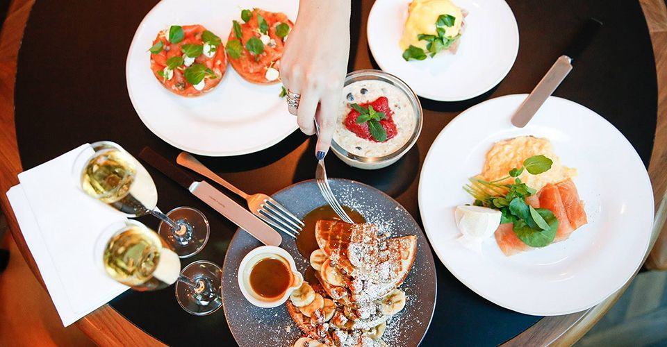 Fitness Girl's Guide To Eating Out -  Fitness Girl's Guide To Eating Out | sheerluxe.com  - #Eating...