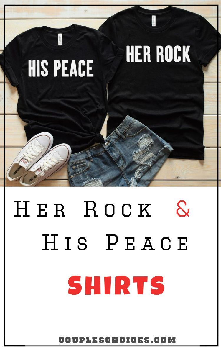 433a41536a CouplesChoices Matching Couple Shirts make a unique yet almost always  appropriate approach to romantic gift giving. #coupleseschoice #tshirt # couples #love ...