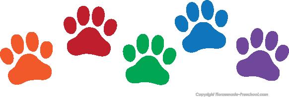 Dog Paw Print Stamps Dog Dog Paw Prints Dog Clip Art Clipartcow Cliparting Com Paw Print Clip Art Dog Clip Art Paw Print