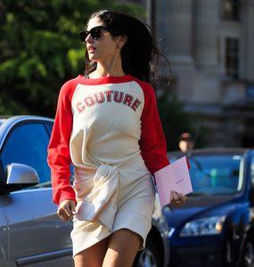 Streetlooks à la Fashion Week de Paris #SS15 #Glamour #SoCouture #fashion
