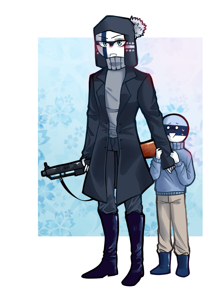 CountryHumans Ask/Request! in 2020 Country art, Cute