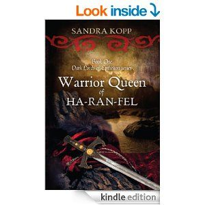 Book 1 of the Dark Lords of Epthelion series, a sword and sorcery fantasy novel.